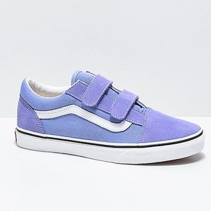 NWT Vans Old Skool V Skate Shoe W 7.5, Y 6